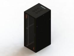 ESTAP - Estap 26U, 600X600 Mm, Universalline Rack Kabinet.