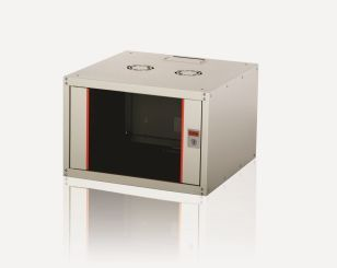 Estap 7U, 600X600 Mm, Ecoline Duvar Tipi Rack Kabinet.