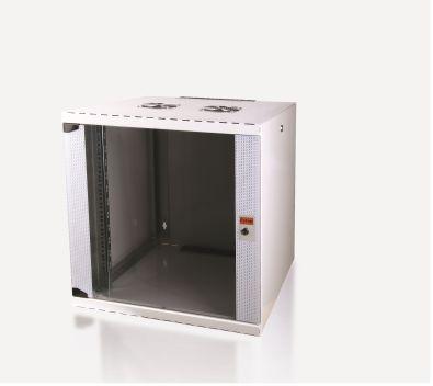 Estap 7U, 600X600 Mm, Euroline Duvar Tipi Rack Kabinet.