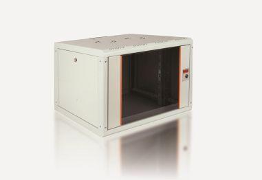 Estap 7U, 600X600 Mm, Proline Duvar Tipi Rack Kabinet.