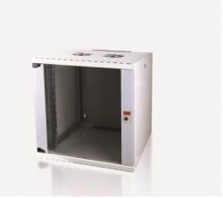 ESTAP - Estap 9U, 600X600 Mm, Euroline Duvar Tipi Rack Kabinet.