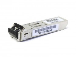 D-LINK - D-Link Dem-310Gt 1-Port Mini-Gbic Lx Single-Mode Fiber Transceiver