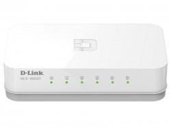 D-LINK - D-Link Des-1005C 5 Port 10/100Mbps Switch.