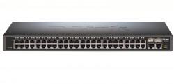 D-LINK - D-Link Des-1050G/C1A 48-Port Utp 10/100Base-T + 2 Combo Of 10/100/1000Base-T/Sfp.