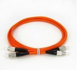 OEM - Oem Fo. Duplex P.Cord Fc/Fc Mm 50/125µ 10 Mt.