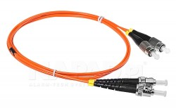 OEM - Oem Fo. Duplex P.Cord Fc/St Mm 50/125µ 1 Mt.