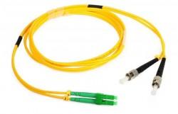 OEM - Oem Fo. Duplex P.Cord Lc(Apc)/St Sm 9/125µ 10 Mt.