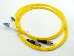 OEM - Oem Fo. Duplex P.Cord Lc/Fc Sm 9/125µ 2 Mt.