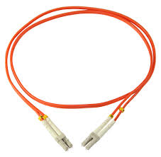 OEM - Oem Fo. Duplex P.Cord Lc/Lc Mm 50/125µ 3 Mt.