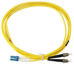 OEM - Oem Fo. Duplex P.Cord Lc/St Sm 9/125µ 3 Mt.