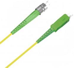 OEM - Oem Fo. Duplex P.Cord Sc(Apc)/Fc(Apc) Sm 9/125µ 1 Mt.