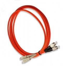 OEM - Oem Fo. Duplex P.Cord Sc/Fc Mm 50/125µ 3 Mt.