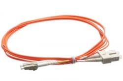 OEM - Oem Fo. Duplex P.Cord Sc/Lc Mm 50/125µ 10 Mt.