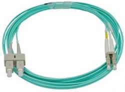 OEM - Oem Fo. Duplex P.Cord Sc/Lc Om3 50/125µ 10 Mt.