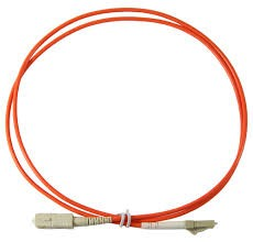 ECOLAN - Ecolan Fo. Simplex P.Cord Lc/Sc Mm 50/125µ 1 Mt.