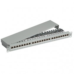 EFB - Efb Ftp Cat 6De 24 Port Patch Panel.