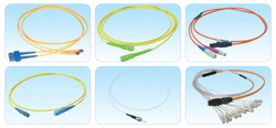 HCS - HCS T52-M0228-10 Fiber Optik Duplex Patch Cord Lszh SC/LC MM 50/125 1mt Om2