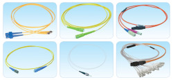 HCS - Hcs T54-M0288-00 Fiber Optik Duplex Patch Cord Lszh Lc/Lc MM 50/125 10mt Om3