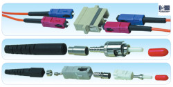 HCS - Hcs VFO-22212 DataLight Sc Dupleks Adaptör Single Mode Coupler
