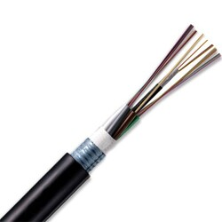 NETLINK - Netlink 6 Core Om3 50/125 Çelik Zırhlı Fiber Kablo