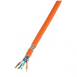 ECOLAN - Ecolan Pımf S/Ftp Cat 7 23/1 Data Cable 1000 Mhz Frnc ( 1000 Mt.).