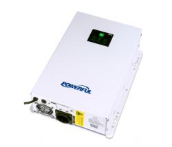 POWERFUL - Powerful Pk-500 500Va Kombi Ups Kesintisiz Güç Kaynağı ( 2x12V 9Ah Akü )