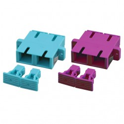 ECOLAN - Ecolan Sc/Pc Mm Duplex Coupler Om4.