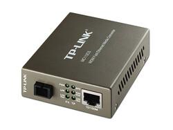 TP-LINK - Tp-Link MC112CS WDM Fast Ethernet Medya Dönüştürücü
