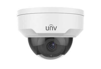 Uniview IPC322CR3-VSPF28-A 2MP Sabit Lens IR Network Dome Kamera