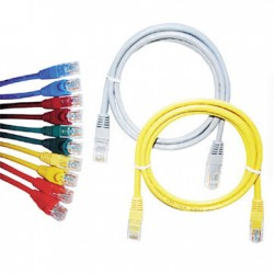 EFB - Efb Utp Cat 5E Patch Cord 1 Mt. Gri.