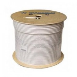 ECOLAN - Ecolan Utp Cat 6 23 Awg Data Cable 350 Mhz Lszh Outdoor ( 500 Mt.).