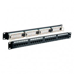 EFB - Efb Utp Cat 6 24 Port Patch Panel.