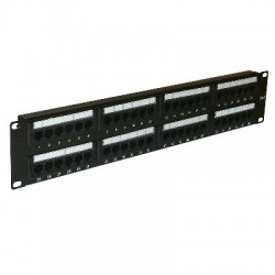 EFB - Efb Utp Cat 6 48 Port Patch Panel.